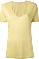 By Malene Birger Jyttio T-shirt - women - Linen/Flax - M