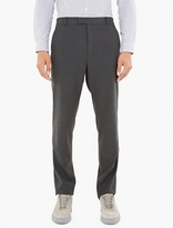 A.P.C. Grey Flannel Basile Trousers