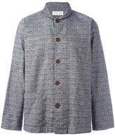 Universal Works shawl collar overshirt