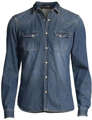 The Kooples Western Shirt