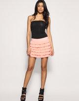 ASOS Frill Tier Skirt