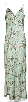 AllSaints Melody Printed Slip Dress