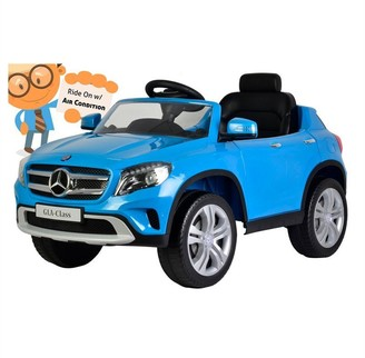 Best Ride on Cars Mercedes GLA 12V-Blue