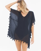 Soma Intimates Cover Up Tassel Poncho