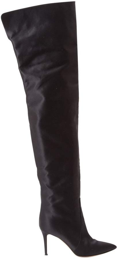 Gianvito Rossi Cloth boots