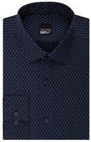 William Rast Diamond-Patterned Fashion Shirt