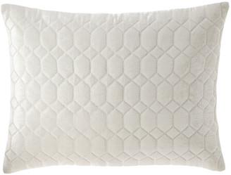 Callisto Home Honeycomb King Sham