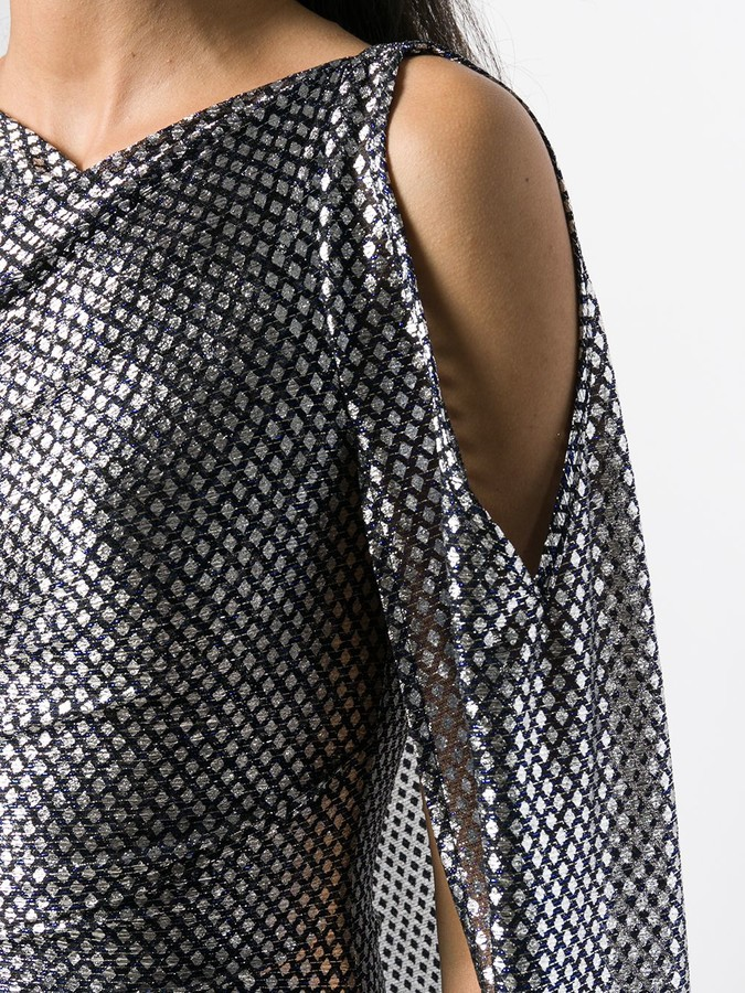 Thumbnail for your product : Talbot Runhof Bonoso dress