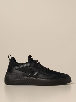 Tod's Tods Sneakers Tods No Code Sneakers In Neoprene And Leather