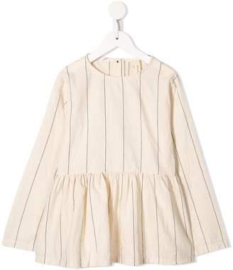 Factory Little Creative Kids peplum detail blouse