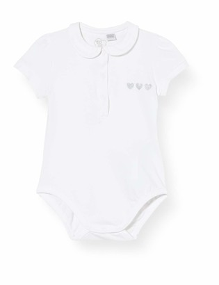 Chicco Baby Girls' Body Bimba Esterno Casa Manica Corta Bodysuit