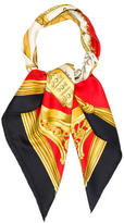Hermes Etriviers Square Scarf