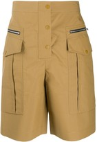 3.1 Phillip Lim pocket detail shorts