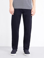 7 For All Mankind Huntley slim-fit stretch-denim jeans