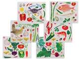 Maxwell & Williams Epicurious Set of 6 Placemats 34cm x 27cm Gift Boxed