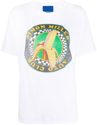Simon Miller Nana graphic-print T-shirt