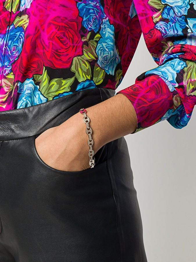 Thumbnail for your product : Paco Rabanne Chain Link Bracelet