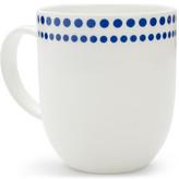 David Jones Indigo Dots Mug