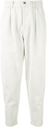 SONGZIO Carrot Fit Jeans