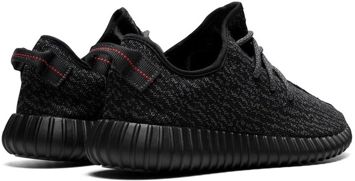 """Thumbnail for your product : Yeezy Boost 350 """"Pirate Black"""""""