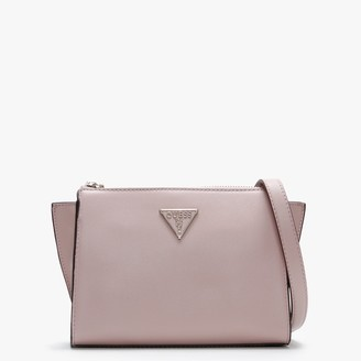GUESS Mini Tangey Pink Cross-Body Bag