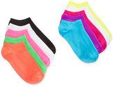 Burlington Women's 10-Pk. Microfiber Liner Socks