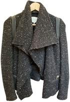 IRO Fall Winter 2018 Black Synthetic Jackets