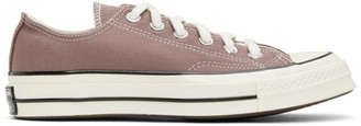 Converse Purple Seasonal Color Chuck 70 OX Low Sneakers