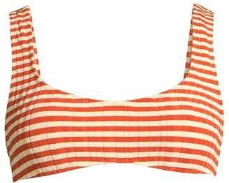 Solid And Striped The Elle Bikini Top