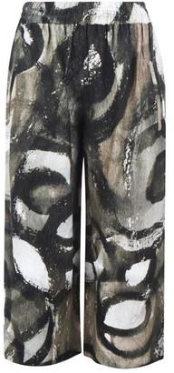 Crea Concept CREA Printed Shorts Ld01