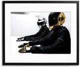 Sonic Editions Daft Punk Robot Rock (Framed)