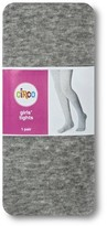 Circo Girls' Footed Tight - Heather Gray 4-6X