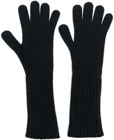 Pringle mid-length gloves
