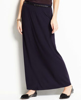 Ann Taylor Petite Column Maxi Skirt