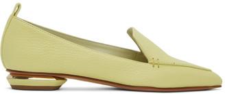 Nicholas Kirkwood Green Beya 18 Loafers