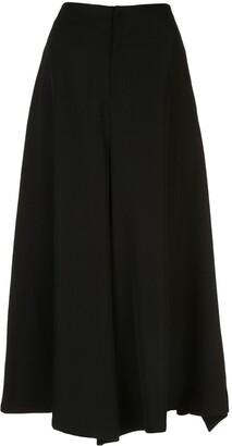 Yohji Yamamoto Full Shape Long Skirt