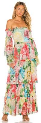 Lovers + Friends Hallie Maxi Dress