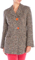 Ter Et Bantine Bright Button Tweed Jacket