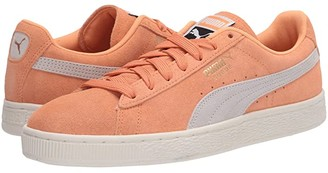 Puma Suede Classic + (Rosewater White) Women's Shoes