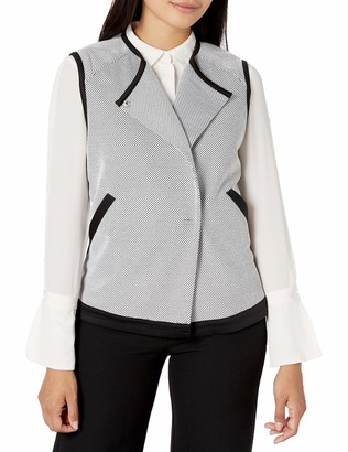 Calvin Klein Women's Dobby Open Vest
