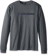Volcom Men's Euro Pencil Long Sleeve T-Shirt