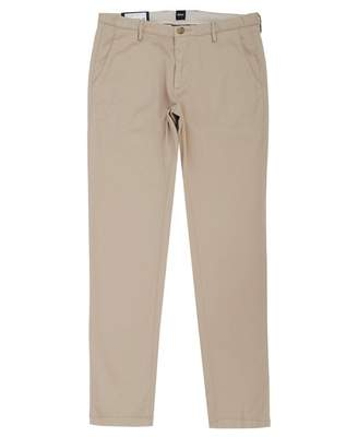 BOSS Rice 3 D Slim Fit Chinos Colour: TAN, Size: 30