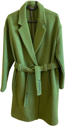 Dixie Green Polyester Coats