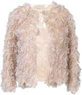 Christopher Kane ruffle jacket