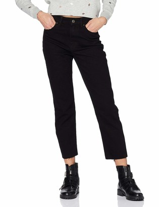 Only Women's Onlemily CRP ANK DNM Jeans Straight