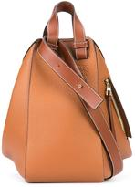 Loewe Hammock shoulder bag - women - Leather - One Size