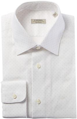 Ermenegildo Zegna Z Slim Fit Dress Shirt