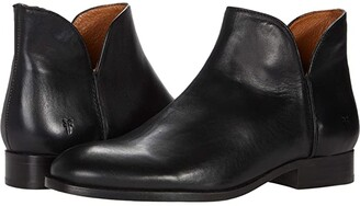 Frye Melissa Shootie (Black Soft Full Grain) Women's Boots