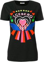 Iceberg printed T-shirt