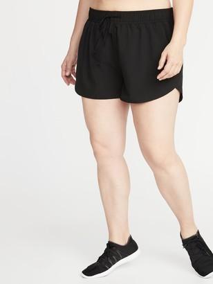 Old Navy Plus-Size Run Shorts - 3.5-inch inseam